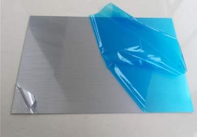 Защитная пленка для анодированного алюминия в Санкт-Петербурге